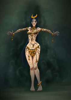 Czajnik's Workshop: The Enchantress