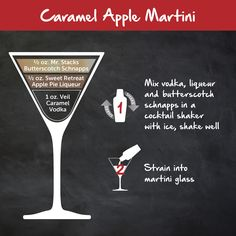 Looking for the perfect fall cocktail? Look no further.
