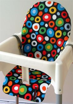 'Lop Topper: Ikea Antilop Highchair Cover | stitchity grubs | madeit.com.au