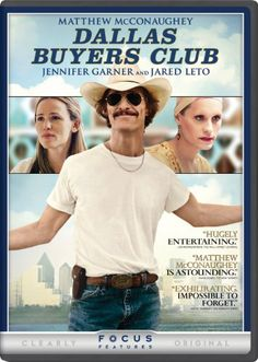 Rent Dallas Buyers Club starring Matthew McConaughey and Jared Leto on DVD and Blu-ray. Get unlimited DVD Movies & TV Shows delivered to your door with no late fees, ever. One month free trial! Matthew Mcconaughey, Jared Leto, Dallas Buyers Club, Great Movies, New Movies, Movies And Tv Shows, Excellent Movies, Popular Movies, Watch Movies