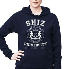 Shiz University Hoodie - $33 Dear old Shiz University Pullover Hoodie. Wicked The Musical