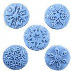 Amazon.com: Guest Snow Flakes Soap Mold: Arts, Crafts & Sewing