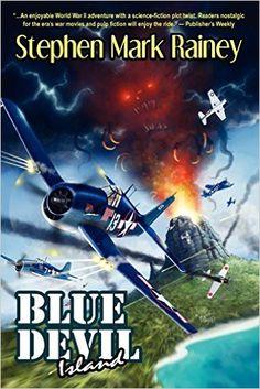 Blue Devil Island: Stephen Mark Rainey: 9781892669674: Amazon.com: Books