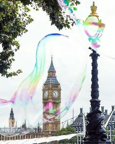 Big Ben [Westminster]