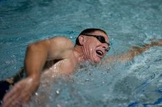 Swimming Laps - The Journey of Success
