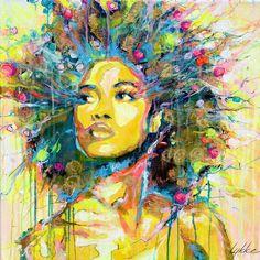 afrofunk - Pesquisa do Google #watercolorarts