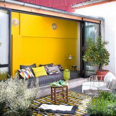 Comme un patio provençal #terrace #terrasse #summer