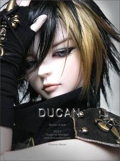 D.O.D DOLL Homme Ducan | 総合ドール専門通販サイト - DOLKSTATION(ドルクステーション) もっと見る