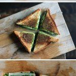Green Goddess Grilled Cheese Sandwich Recipe