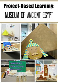 Project Based Learning: Building a Museum of Ancient Egypt - Planet Smarty Pants