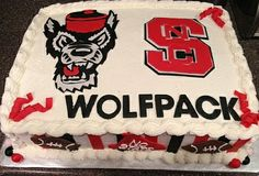 nc state cake - Google Search