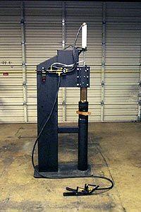 Hasil gambar untuk how to make a blacksmith power hammer