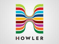 The Howler logo.