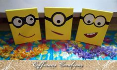 Minion Birthday Party Decorations and Bedroom by CoffmansCreations, $25.00