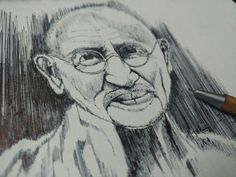 essay on mahatma gandhi in english for class 9