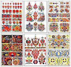 Výsledok vyhľadávania obrázkov pre dopyt slovenský  ornament Hungarian Embroidery, Folk Embroidery, Embroidery Patterns, Folklore, Chain Stitch, Cross Stitch, Mandala, Scandinavian Folk Art, Motif Floral