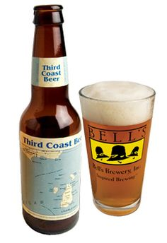 Third Coast Beer- Bell's Brewing. Have not tried yet. Will report back when I get around to it.