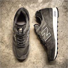 Fashion Men's Shoes on the Internet. New Balance Sneakers. #menfashion #menshoes #menfootwear @ http://www.pinterest.com/alfredchong/fashion-mens-shoes/