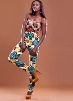 #loveit #colorful#africanprint