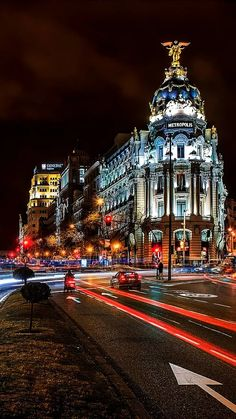shared a photo from Flipboard City Lights At Night, Night City, Places Around The World, Travel Around The World, Around The Worlds, Eurotrip, A Far Off Place, City Aesthetic, World View