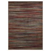 RugStudio presents Nourison Expressions Multi Machine Woven, Good Quality Area Rug