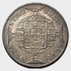 Resultado de imagem para moedas antigas brasileiras
