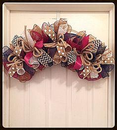 1000 images about wreaths bows decorating ideas on pinterest deco mesh deco mesh wreaths. Black Bedroom Furniture Sets. Home Design Ideas