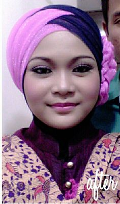 Hijab for graduation and wedding party