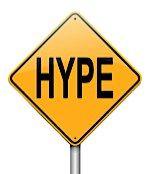 The hype around big data
