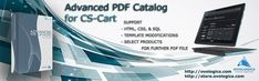 #Advanced PDF Catalog for #CS-Cart Do you want to increase your #sales? Just generate #PDFcatalog with the #products list and send it to your #customers and your sales will increase!!!  #ovologics #extension #Ecommerce #module #generate #pdf