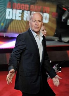Fans rally for Bruce Willis and lates in 'Die Hard' franchise...http://www.examiner.com/article/fans-rally-for-bruce-willis-and-latest-die-hard-franchise