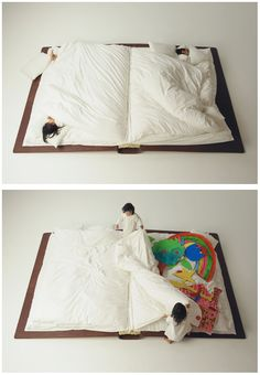 Storybook Bed = fun!