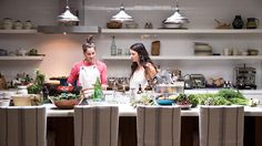 Shiva Rose: Some Enchanted Evening.  the perfect Kitchen for a farm house, someday.