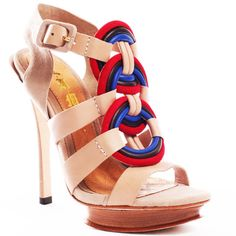L.A.M.B. Zed Sandals - not in this lifetime I couldn't but they're oh so pretty