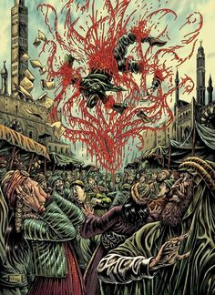 Lovecraft, this is your stop for all of his outstanding works and weird fiction in general! Hp Lovecraft, Lovecraft Cthulhu, Arte Horror, Horror Art, Necronomicon Lovecraft, Cover Art, Yog Sothoth, Call Of Cthulhu Rpg, Lovecraftian Horror