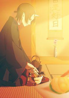 hoozuki no reitetsu Fan Anime, Anime Love, Anime Art, Anime People, Anime Guys, Noragami, 2014 Anime, Anime Stories, Another Anime