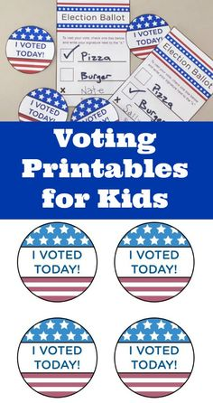 Even though our children and students may be too young to vote, it's helpful to begin to educate them on the process and the importance of voting. #savortheseason #sweepstakes