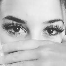 نتيجة بحث الصور عن صور نصف وجه Eye Makeup Eyelash Extentions Beautiful Lashes