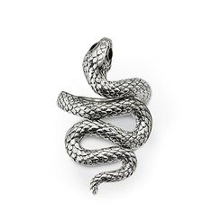 love this! guttered i have one similar, can i get away with two snake rings? <3