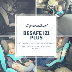 BeSafe izi Plus car seat review! Extended Rear Facing, Rear Facing Car Seat, Save Life, Car Seats, Parents, Products, Dads, Car Seat, Beauty Products