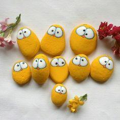 süße gelbe Küken