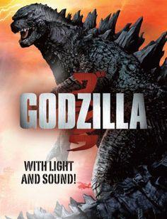 Godzilla poster noiseguitarmusic.com #pimzond @N_G_M-Magazine