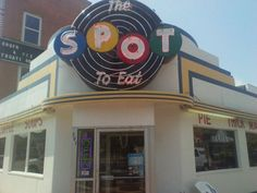 The Spot Sidney Ohio.