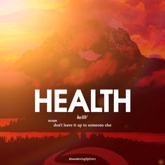 Health #awakeningfighters