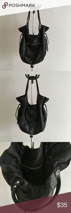 Lucky Brand Leather Bag Lucky Brand Leather bag used still in good condition Lucky Brand Bags