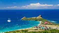St Lucia-Caribi Island
