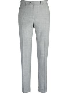 Light Grey Trousers B403i | Suitsupply Online Store