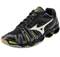 mizuno womens volleyball shoes size 8 x 3 inches on inches