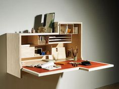 Bureau de curiosités par Joseph Walsh Studio