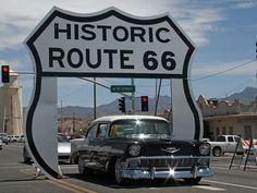 A Road Trip Down Historic Route 66 Photos) - Suburban Men Route 66 Usa, Old Route 66, Route 66 Road Trip, Historic Route 66, Travel Route, Travel Usa, Oklahoma, Kansas, Santa Monica